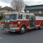 Pierce Arrow XP PUC pumper - purchased in 2009