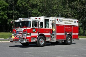 Pierce Arrow XT PUC pumper - purchased in 2009